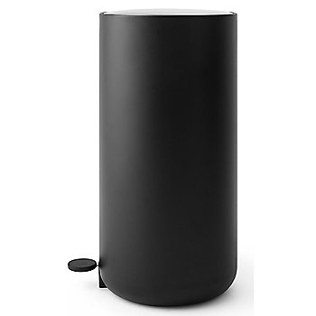 Black finish / 7.9 Gallons / Side view