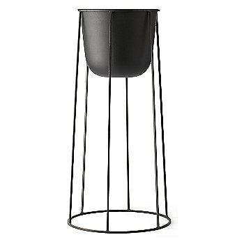 Shown in Black, Large size (Wire Pot sold separately)