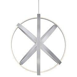 Kinetic LED Pendant