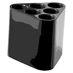 Magis Poppins Umbrella Stand (Black) - OPEN BOX RETURN