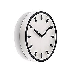 Magis Tempo Wall Clock (Black) - OPEN BOX RETURN