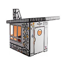 Magis Villa Julia Small Cardboard House - OPEN BOX RETURN