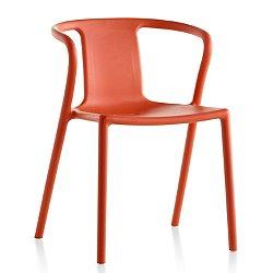 Magis Air-Armchair, Set of 4 (Orange) - OPEN BOX RETURN