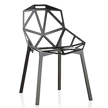 Black Seat / Black Legs