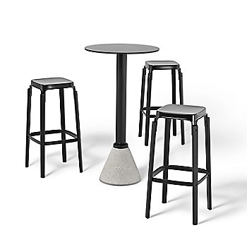 Magis Steelwood Stool / collection