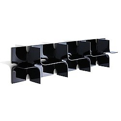 Magis Tide Wall Shelving System, Set of 2