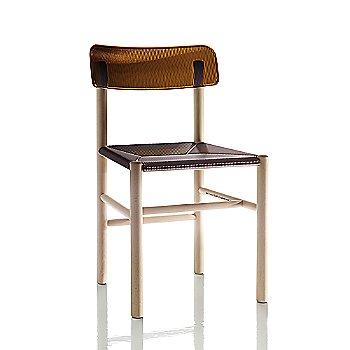 Transparent Brown, Beech Frame