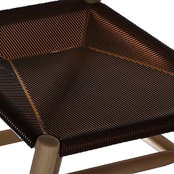Transparent Brown, Beech Frame / Detail view
