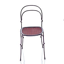 Vigna Outdoor Stacking Chair, Set of 2