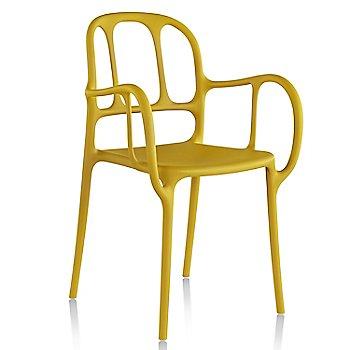 Yellow finish