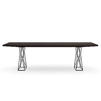 Shown in Cathedral Ebony finish, 87 inch