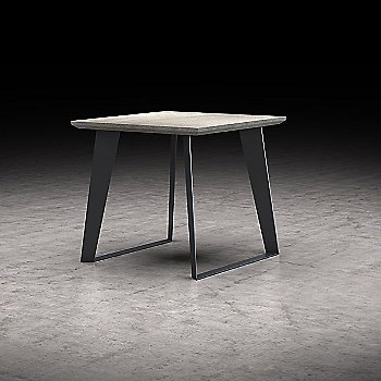 Shown in Grey Concrete finish