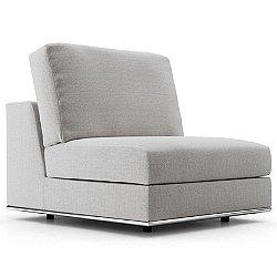 Perry Modular Armless Sofa Chair