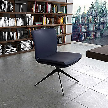 Duane Chair with Beekman Bookcase