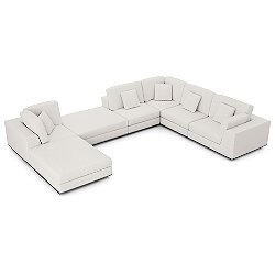 Perry Preconfigured 2 Corner Sofa