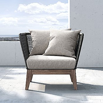Netta Lounge Chair, in use