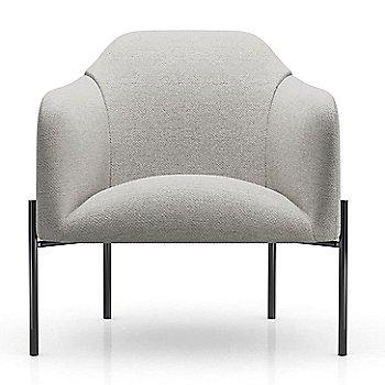 Silver Gray Fabric color