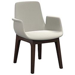 Mercer Dining Arm Chair (Graystone) - OPEN BOX RETURN
