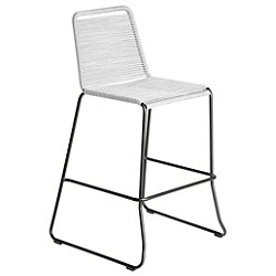 Barclay Barstool (White) - OPEN BOX RETURN