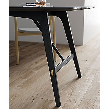 Haru Dining Table with Kaede Chair