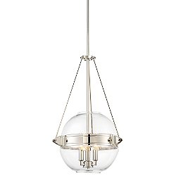 Atrio 3-Light Pendant Light