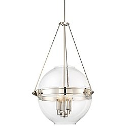 Atrio 4-Light Pendant Light