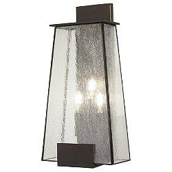Bistro Dawn 3-Light Outdoor Wall Light