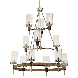 Bridlewood 12-Light Chandelier