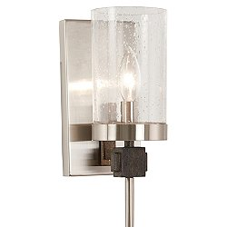 Bridlewood Bathroom Wall Light