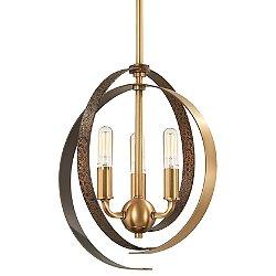 Criterium Pendant Light / Semi-Flush Mount Ceiling Light