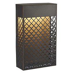 Guild LED Pocket Outdoor Wall Light