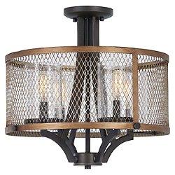 Marsden Commons 4698 Semi-Flush Mount Ceiling Light
