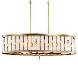 Olivetas Linear Suspension Light