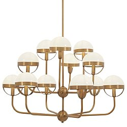 Tannehill 12-Light Chandelier