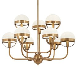 Tannehill 9-Light Chandelier