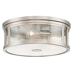 Via Capri Flush Mount Ceiling Light