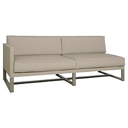 Mono Left/Right Sectional Sofa
