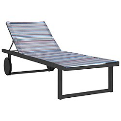 Stripe Lounger