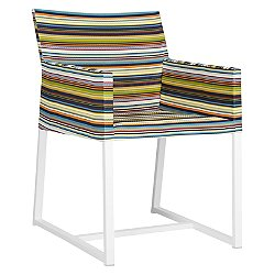Stripe Dining Armchair