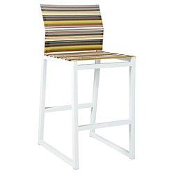 Stripe Bar Chair