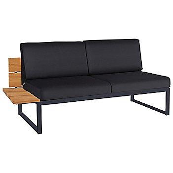 Right/Seat's Right Arm Option / Black Febric color / Black Base finish