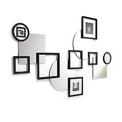 1OurPhoto Mirror and Frame