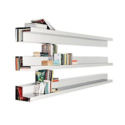 Doppiafila Wall Shelf, Set of 2