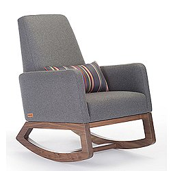 Joya Wool & Walnut Rocker Limited Edition