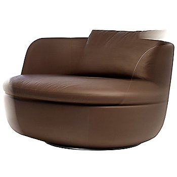 Shown in Arredo Leather Brown