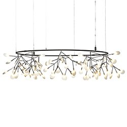 Heracleum Small Big O Suspension Light (Nickel) - OPEN BOX