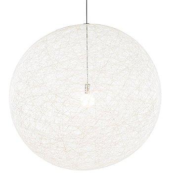 Large size / White Shade, illuminated