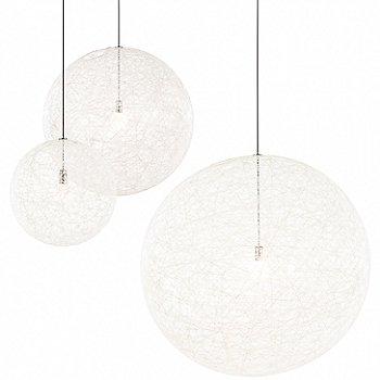 Medium  / Large size / White Shade, illuminated
