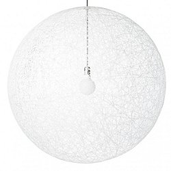 Random Pendant Light(Med/White/Incandescent)-OPEN BOX RETURN