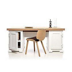 Paper Desk, Double
